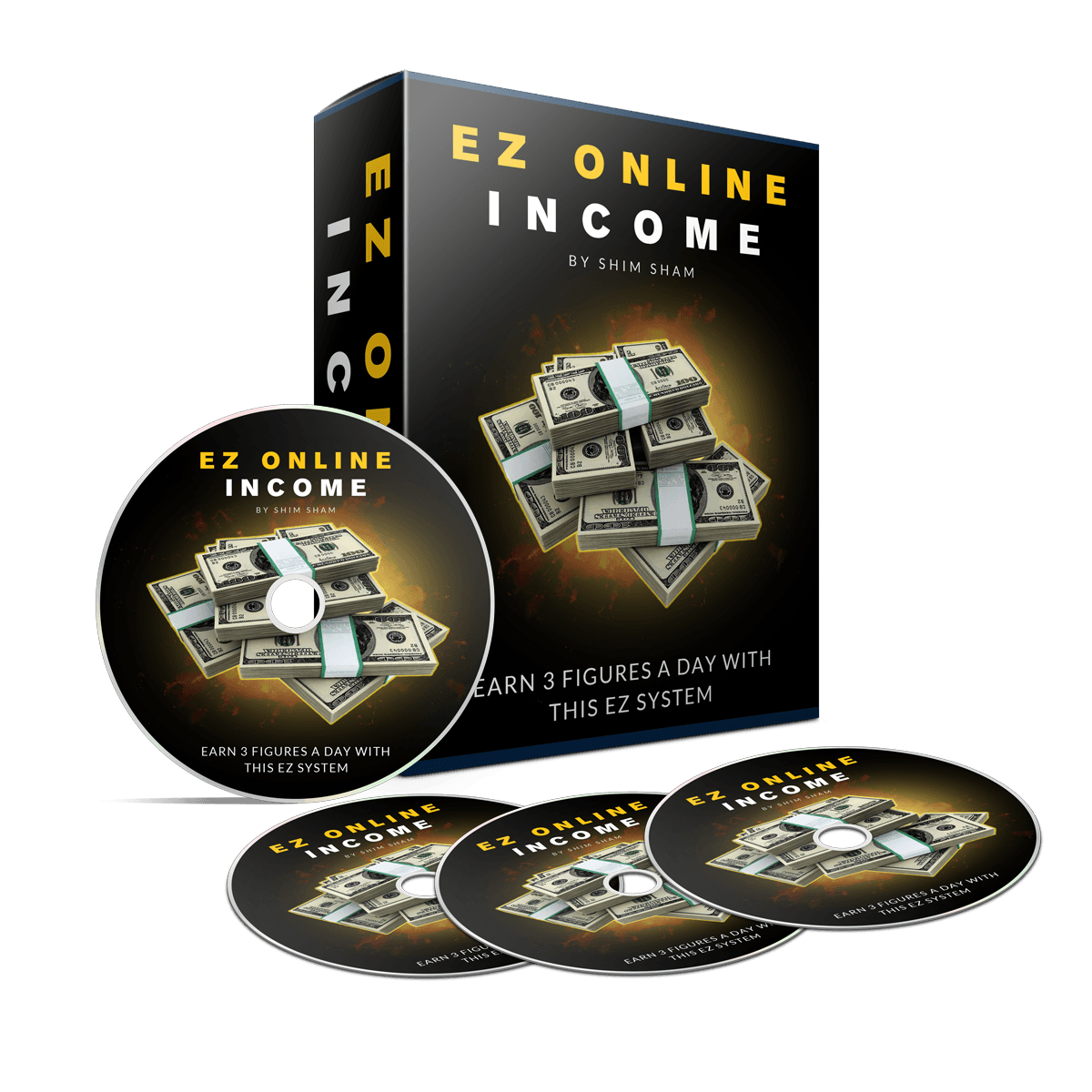EZ Online Income Review – GET BONUSES: A Simple Method For Going From Zero To $127.36 Per Day