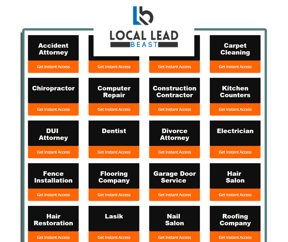 Local Lead Beast Review – EXCLUSIVE BONUSES: Profit In 3 Simple Newbie Friendly Steps, NO Product Launching, NO Affiliate Marketing, NO Shiny Object Confusion
