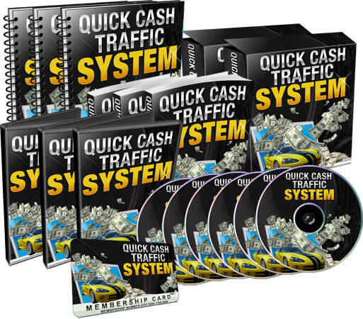 MASTER PLR: Quick Cash Traffic System Review – Get SPECIAL BONUS: Find How TO Get Instant Traffic And Leads For Your Business With NO Complicated, Confusing And Expensive Strategies