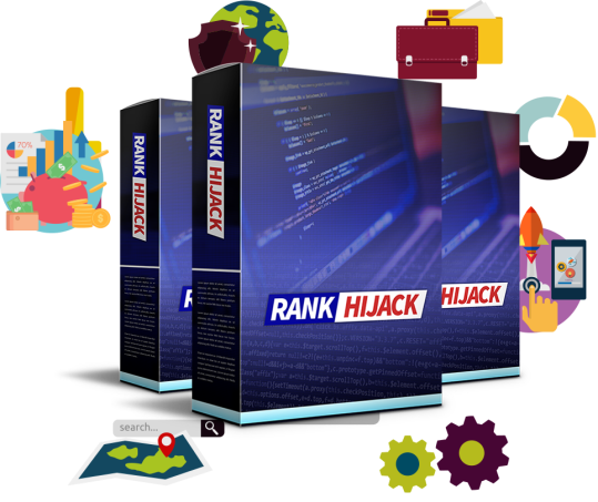 "Rank Hijack Review – IS IT SCAM OR LEGIT? : The ""NEW"" SEO Fast Forward Button For Page 1 Rankings And Profits [The Software Which Makes Seo Easy, Fast, And Profitable]"