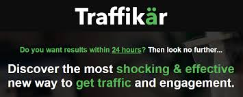 Traffikar Review – DON'T BUY THIS PRODUCT BEFORE YOU READ : Discover The Most Shocking And Effective New Way To Get Traffic And Engagement By James Denouf And Jeremy Kennedy