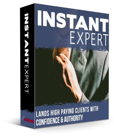 Instant Expert 2017 By Steve Rosenbaum and Lee Cole Review – WHY DO YOU NEED IT? : Discover How Dwight's First Client Ever Handed Him An $8,000 Check