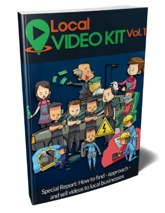 [DON'T BUY BEFORE YOU READ] Dawn Vu and Dead Rodd's Local Video Kit Vol.1 Review : All You Have To Do Is Deliver A Perfectly Crafted Lead Generation Video That Convert