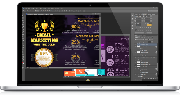[JOIN OR LEAVE IT? Infographics Bounty By Shelley Penny and Justin Opay Review : Grab A Slice Of Infographics, Some Of The Most Shared Content On The Internet Today, Without Lifting A Finger