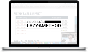 Lindgren's Lazy Method Review – DON'T MISS THIS GOLDEN OPPORTUNITY! : Finally – Real Passive Income [How To Turn 2-4 Hours Of Work A Week Into $2,500 Per Month]