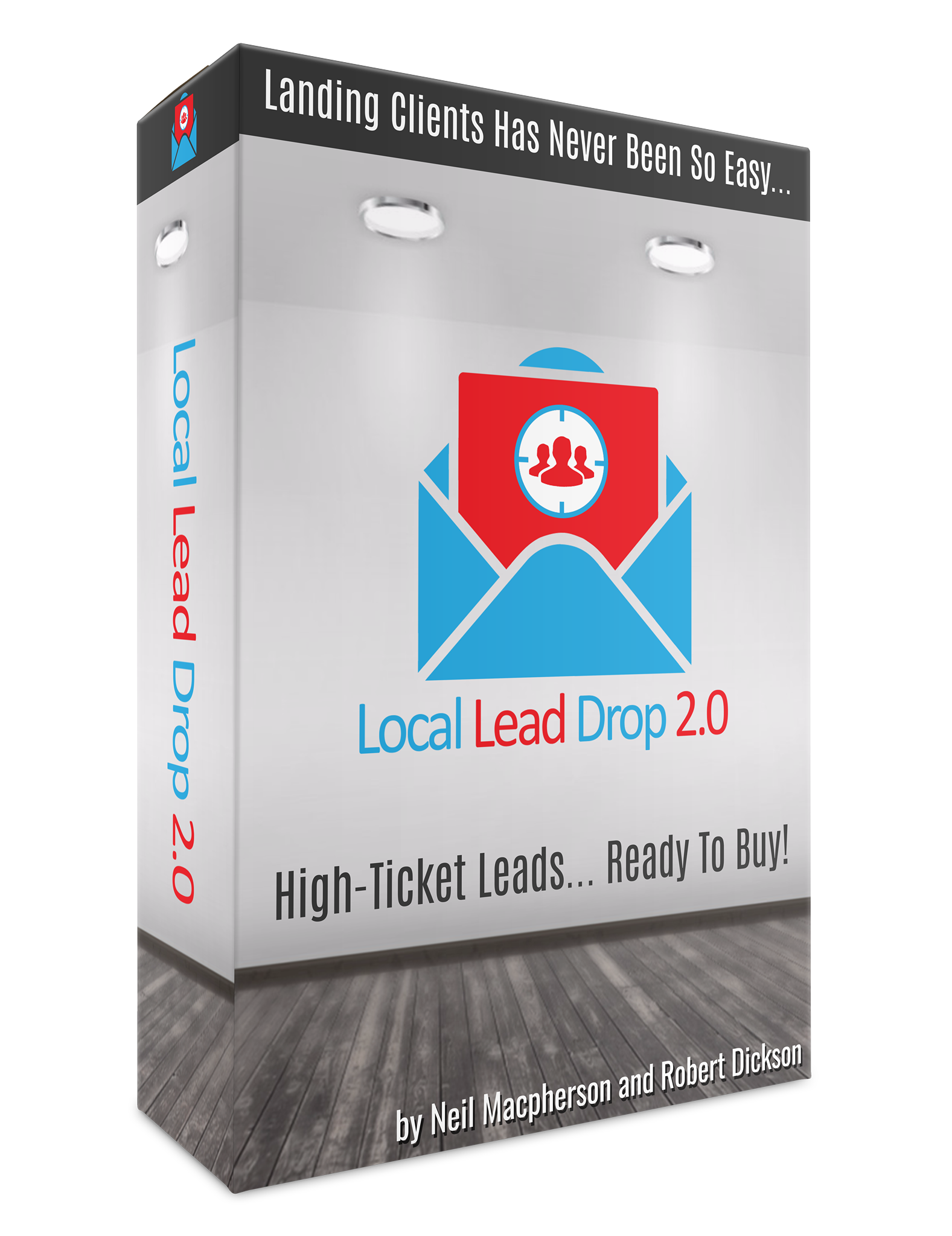 Local Lead Drop 2.0 By Neil Macpherson and Robert Dickson Review – SHOULD YOU TRY IT? : Best Training Course Of Getting Ready To Buy High Ticket Leads Literally Dropping Into Your Inbox Within Hours Of Getting Started In Daily Almost Anywhere In The World