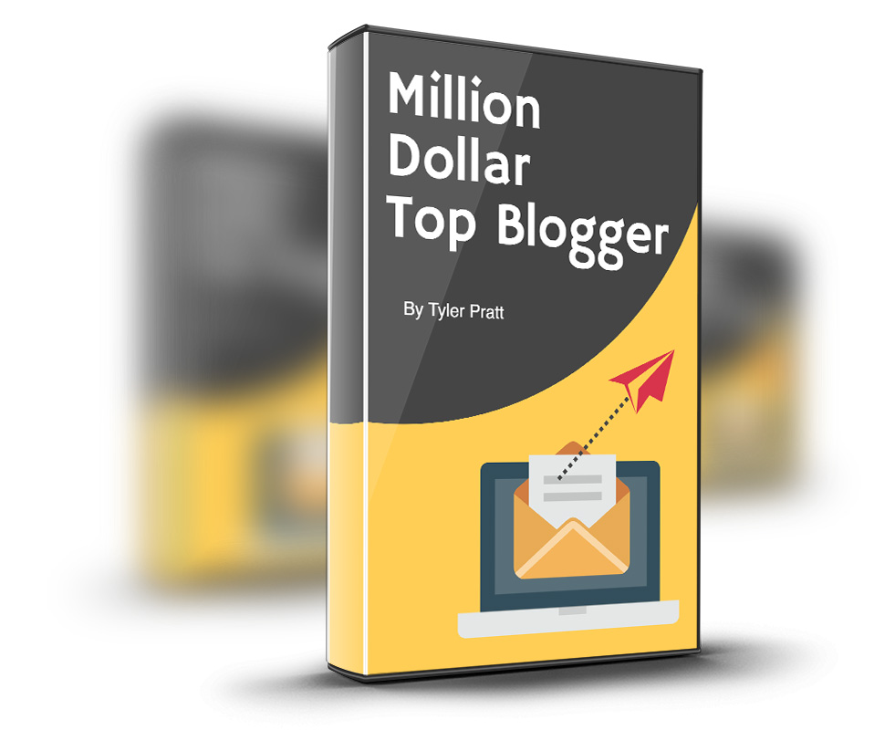 [DON'T JOIN IT BEFORE YOU READ OUR REVIEW ] Million Dollar Blogger B Tyler Pratt Review : Discover How To Become A Top Influencer With A Powerful, Influential Blog