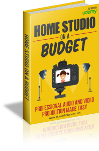 PLRdemy.com - Home Studio On A Budget Video Course with PLR Review – SHOULD YOU TRY IT? : 2,786 Satisfied Students On Udemy.Com Enrolled In This Course, Paid $60 Each With Total Sales Of $167,160.00, And You Can Get PLR License Now To Sell It As Your Own