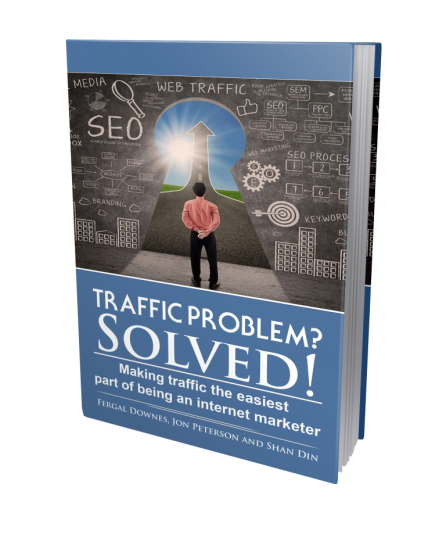 [DON'T BUY BEFORE YOU READ] Traffic Problem? Solved! By Fergal, et al Review: A Brand New Course That Helps You Build Up Hot, Targeted Traffic Fast In Any Niche With Zero Competition