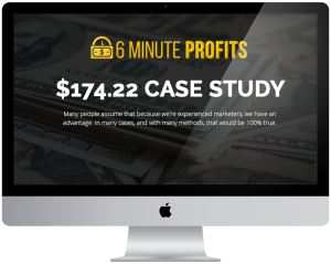 6 Minute Profits By Art Flair and Aidan Corkery Review – WHY SHOULD YOU GRAB IT? : The Fresh Formula That Makes It Super Easy For Anyone To Make Money By Tomorrow [Just 'Copy & Paste' This Exact System]