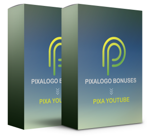 Adhitya Tri And Yani Hidayat's Pixa Logo - 200 Brand New Logo Ultimate Bundle Review – SHOULD YOU TRY IT? : Brand New – Logo Bundle Ultimate That Enables You To Create A Logo Design By Yourself In Under 5 Minutes Without Design Skill, Without Extra Tool