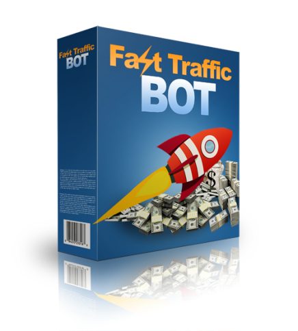 [SHOULD YOU TAKE OR LEAVE IT?] Fast Traffic Bot By Jeff Alderson and Eric Holmlund Review: A Powerful Machine That Literally Does Work For You And Deposits Money In Your Account While You Are Sleeping