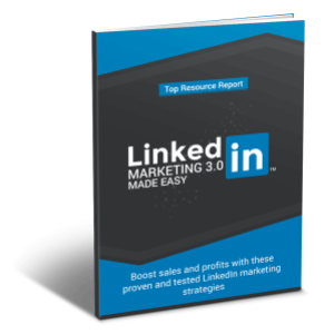 [DON'T MISS THIS GOLDEN OPPORTUNITY!] LinkedIn Marketing 3.0 Biz in a Box Monster PLR review : Boost Sales And Profits With These Proven And Tested LinkedIn Marketing Strategies