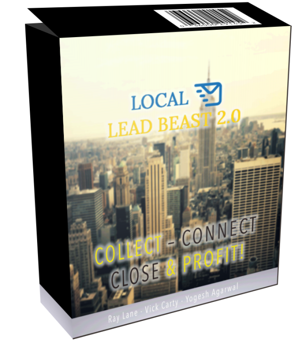 Local Lead Beast FE V2.00 By Ray Lane Review – WHY DO YOU NEED IT? : A Complete Business System Designed For You To Get You Clients Without Having To Do Any Of The Hard Work