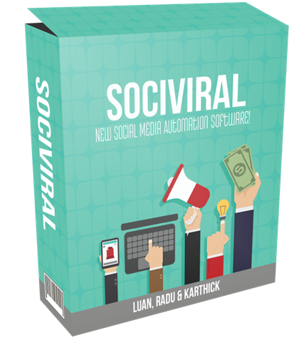 Luan Henrique's SociViral Review – SHOULD YOU JOIN IT? : Let Everyone, Even Complete Newbies With Zero Experience Dominate Social Media Turning It Into Their Very Own Traffic Cash-Cow, Getting Traffic, Leads And Sales By Mass Automating Everything, Hands Free, With No Hard Work