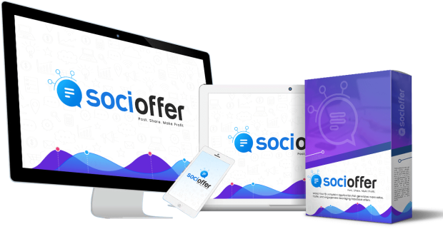 SociOffer – Elite By Daniel Adetunji's Review – GRAB IT FAST! : A Best Software That Does All The Heavy Lifting For You, To Drive More Leads, Sales And Profits To Any Offer In Any Niche