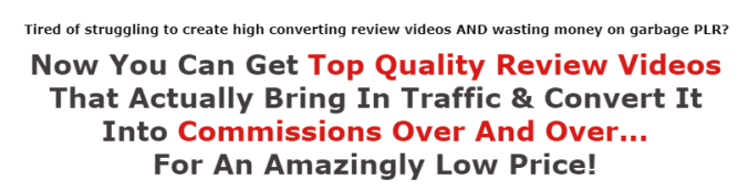 Steve Chase And Val Wilson's Affiliate Video Power Pack 2.0 Review – SCAM OR WORTHY? : Now You Can Get Top Quality Review Videos That Actually Bring In Traffic And Convert It Into Commissions Over And Over For An Amazingly Low Price!