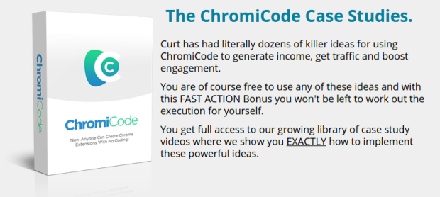 Curt Crowley And Andy Brocklehurst's Chromicode - Standard Developer Version Review – SHOULD YOU TRY IT? : Now Anyone Can Create Chrome Extensions With No Coding [The Chance To Build Their Own Extensions For Google Chrome That They Own The Rights To]