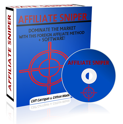 Cliff Carrigan And Clifton Wade's AffiliateSniper - Extreme Language Exploit Review – DON'T BUY BEFORE YOU READ : Google Language Exploit That Allows You To Dominate Any Niche!