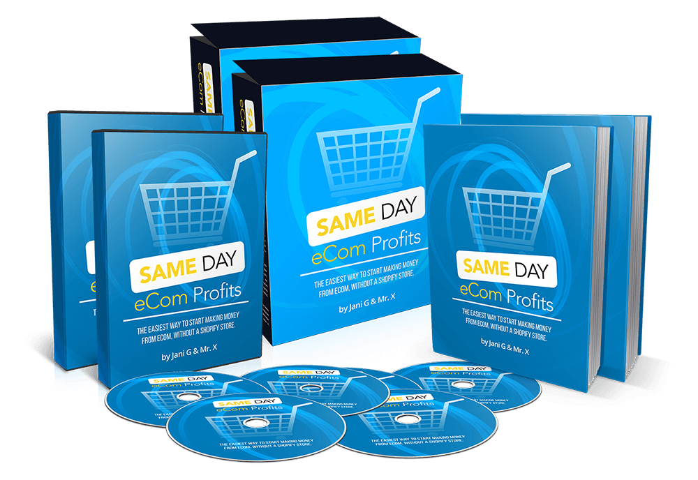 [GRAB IT FAST!] Same Day eCom Profits By Jani Gmoney Review : Discover How The Creator, Jani Gmoney Is Able To Sell Hundreds Of Items That Make $18 - $25 Profit Each, Every Single Day, And How You Can Do The Same