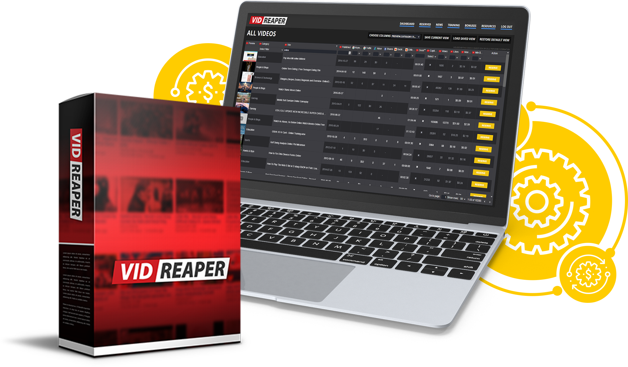 Vid Reaper Pro Lifetime License Reveiw – SHOULD YOU GET IT? : Revealed! The Video Marketing Missing Link For Passive Income, Fast List Building And Staggering Profits! [Discover How To Actually Make Money With Video Marketing By Matt Garret]