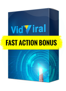 Rohan Chaudhari And Harshal Jadhav's VidViral Lifetime Review – IS IT REALLY WORTH TO GET? : An Easy-To-Use, Cloud-Based Tool That Turns Any Video Into A Viral Traffic Getting Magnet With Just A Few Clicks Of Your Mouse