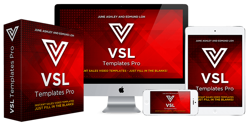 [SCAM OR LEGIT?] VSL Templates Pro By June Ashley and Edmund Loh Review : New, Cutting-Edge Templates Let You Fill In The Blanks And Create High-Converting Sales Videos In Just Minutes
