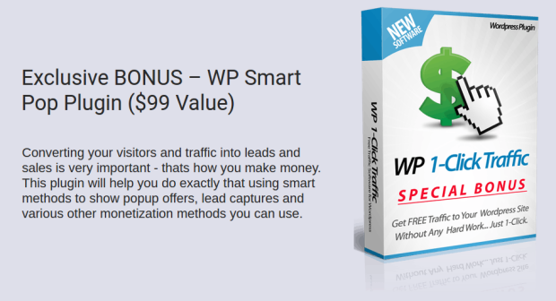 [DON'T BUY BEFORE YOU READ!] Ankur Shukla's WP 1-Click Traffic Plugin for Unlimited Sites Review : Get Free Traffic To Your WordPress Site Without Any Hard Work Just 1-Click – Get Unlimited Free Traffic From The Top Social Sites By Pressing One Button!